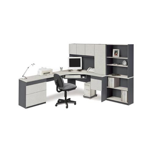 Corner Work Station Set