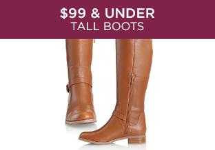 Women's Dress Fashion Tall Boot