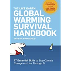 Live Earth Book Cover