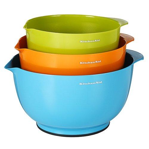 Kitchen Aid Bowls KITCHENAID MIXING BOWLS - KITCHEN DESIGN PHOTOS