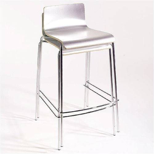 Eurostyle 03209 28.5 inch Lil-B Stacking Bar Stool