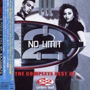 2 Unlimited - No Limit: The Complete Best of 2 Unlimited - Zortam Music