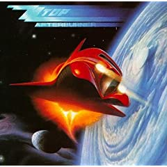 ZZ TOP / Afterburner (ZZ TOP/アフターバーナー)