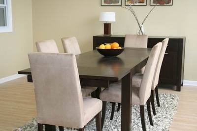 Tessa 8 Pc Dining Set 