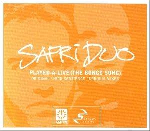 Safri Duo - Played Alive (The Bongo Song) [UK-Import] - Zortam Music