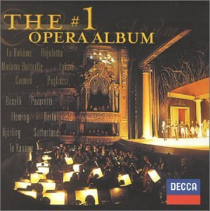 Andrea Bocelli - The #1 Opera Album - Zortam Music