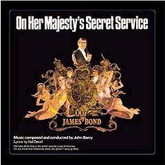 James Bond - On Her Majesty's Secret Service