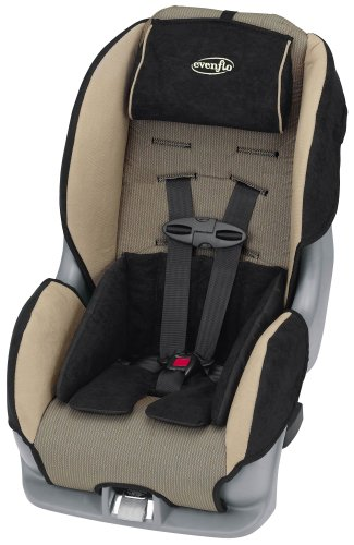 baby stores evenflo tribute 5 convertible car seat fleetwood. Black Bedroom Furniture Sets. Home Design Ideas