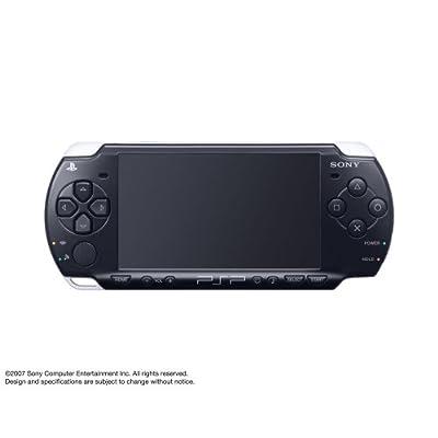 PSP「プレイステーション・ポータブル」 ピアノ・ブラック(PSP-2000PB)