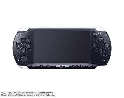 PSP「プレイステーション・ポータブル」 ピアノ・ブラック(PSP-2000PB)(※10月第1週入荷分)
