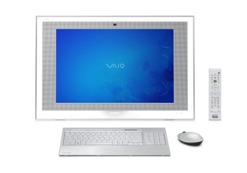 Sony VAIO VGC-LT39U 22-inch PC/TV All-In-One (2.5 GHz Intel Core 2 Duo T9300 Processor, 4 GB RAM, 1.5 TB Hard Drive, Blu-Ray Drive, Vista Ultimate)