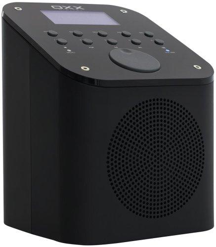 satellite radio oxx digital alto wi fi internet radio alarm clock streaming music player. Black Bedroom Furniture Sets. Home Design Ideas