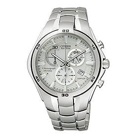 【クリックで詳細表示】[シチズン]CITIZEN 腕時計 ALTERNA オルタナ クロノグラフ Eco-Drive エコ・ドライブ VO10-5995F メンズ