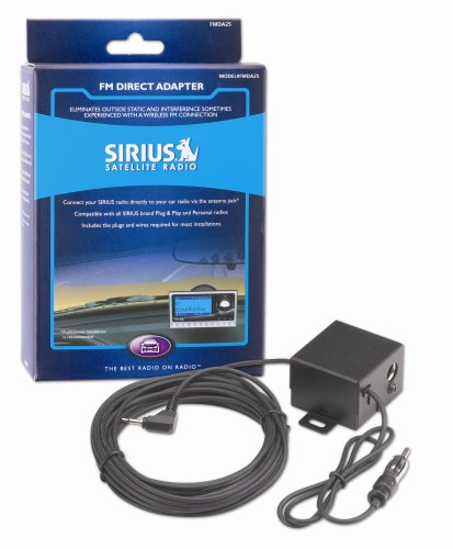 Sirius Wired FM Relay Retail Package