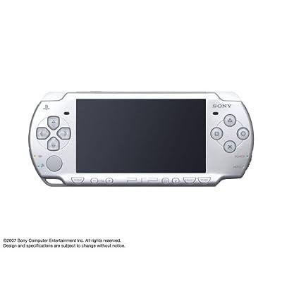 PSP「プレイステーション・ポータブル」 アイス・シルバー(PSP-2000IS)