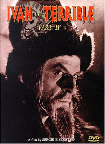 510C045BHJL.  Sergei M. Eisenstein   Ivan Groznyy II: Boyarsky zagovor (Иван Грозный. Боярский заговор) AKA Ivan the Terrible Part 2 (1958)