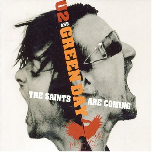 u2 green day the saints are coming mp3: