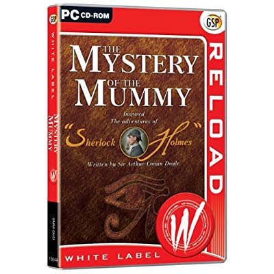 Sherlock Holmes The Mystery of the Mummy