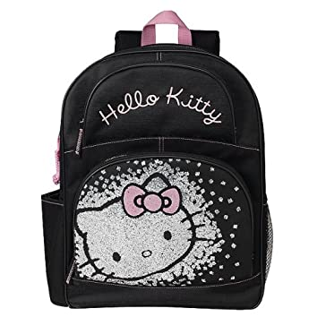 Hello Kitty Backpack Couture - Black