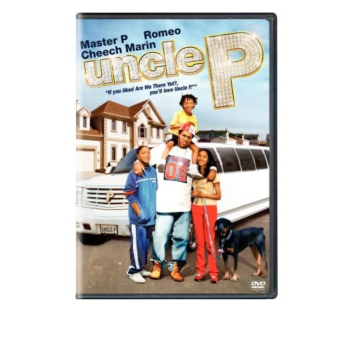 Uncle P DVD Cover