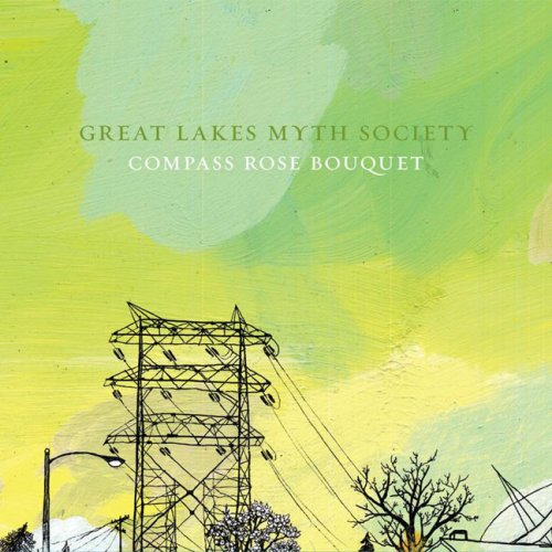 Great Lakes Myth Society: Compass Rose Bouquet