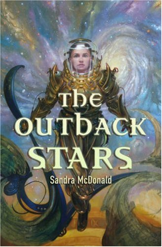 Cover Image for Outback Stars by Sandra McDonald