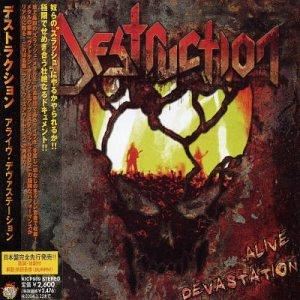 Destruction - Alive Devastation - Zortam Music