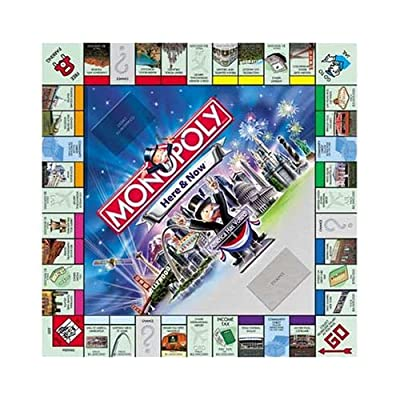 Hasbro Monopoly Here & Now Limited Edition