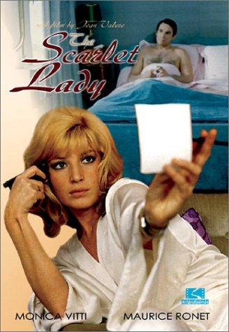 La Femme ecarlate / The Scarlet Lady / Алая женщина (1969)