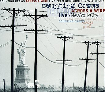 Counting Crows - Across a Wire: Live in New York - Zortam Music
