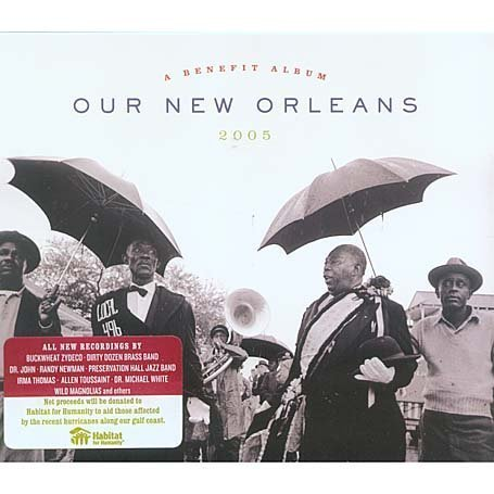 artist - Our New Orleans: A Benefit Album for the Gulf Coast - Zortam Music