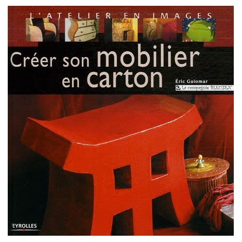 Créer son mobilier en carton