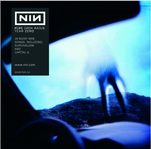 Nine Inch Nails - Year Zero (Digipak) - Zortam Music