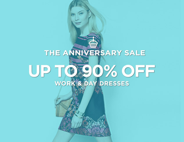 Save Up to 90% OFF Work & Day Dresses Anniversary Sale This Week @ MyHabit.com