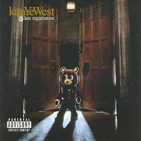 Kanye West - Late Registration [UK-Import] - Zortam Music