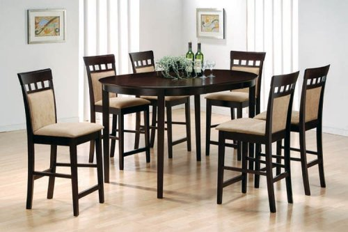5 pc.Cappuccino Dining Set (Free Shipping)