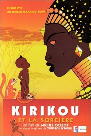 Kirikou et la sorciere / Кирику и колдунья (1998)