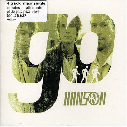 Go Pt.2 by Hanson album cover