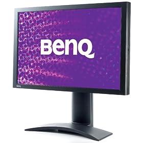 Amazon.co.jp�F BenQ 24�C���`���C�h�t���f�B�X�v���C FP241W �u���b�N (HDMI�[�q����): �G���N�g���j�N�X