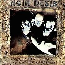 Noir Desir photos