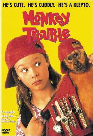 Monkey Trouble / Неприятности с обезьянкой (1994)