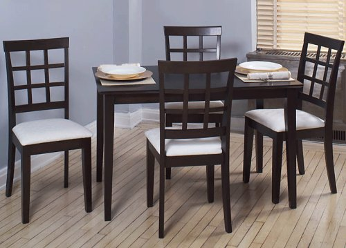 5 Piece Carey Dining Set - 30