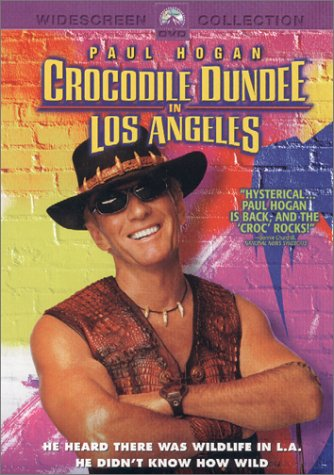 Крокодил Данди в Лос-Анжелесе / Crocodile Dundee in Los Angeles (2001) онлайн