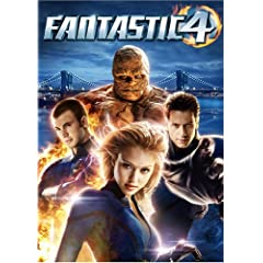 Fantastic Four (2005) at Amazon.com