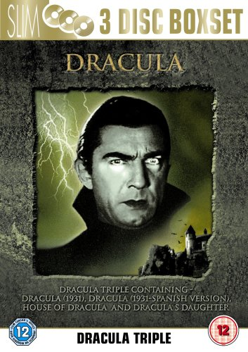 Classic Dracula Collection - Dracula/Dracula/House Of Dracula
