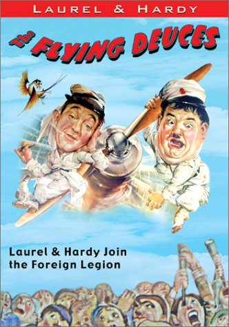 The Flying Deuces / �������� ������� (1939)