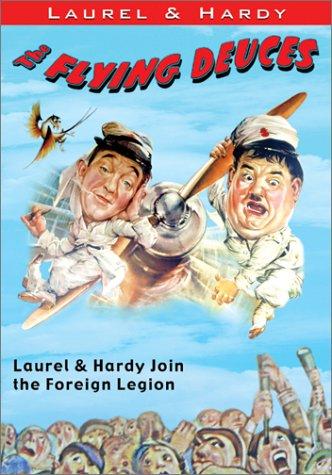The Flying Deuces / Летающая парочка (1939)