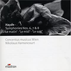 Sinfonien 6, 7, 8