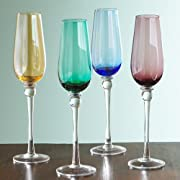 Bombay > Tabletop > Drinkware > Flutes :  flutes drinkware bombay multi-color
