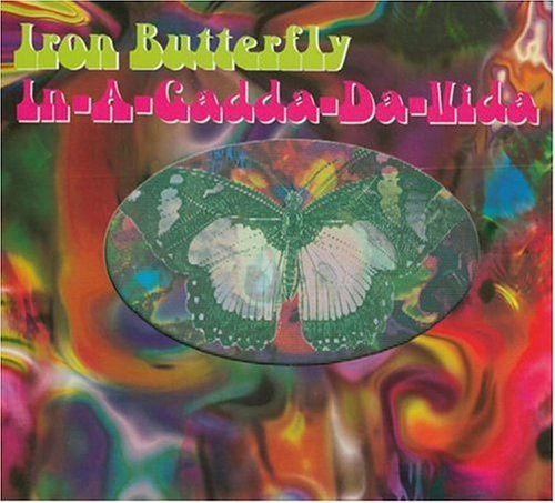 Original album cover of In-A-Gadda-Da-Vida by Iron Butterfly